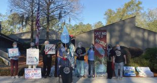 Local Activist Groups Protest Permit To Pump Ginnie Springs Water