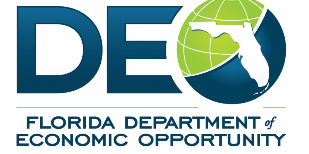 The Florida's Department of Economic Opportunity Logo