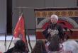 Principal Chief of the Cherokee Nation Bill John Baker presents the State of the Cherokee Nation address. (Sara Girard/WUFT News)