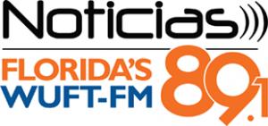 Noticias WUFT logo