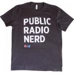 Public Radio Nerd T-Shirt