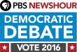 PBS NewsHour Democratic Debate – Thursday at 9 p.m.