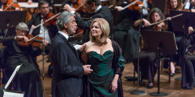 Live from Lincoln Center: Richard Tucker Opera Gala – From Bocelli to Barton – Tonight at 9 p.m.