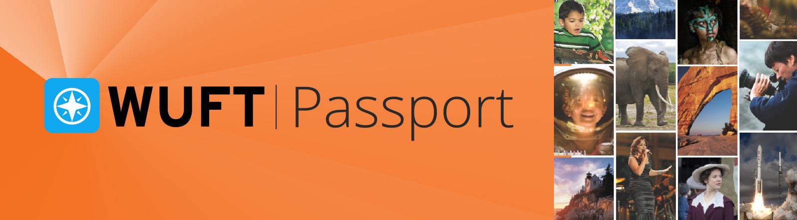 WUFT Passport Banner