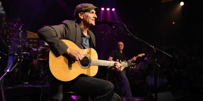 Austin City Limits: James Taylor – Saturday at 11 p.m.