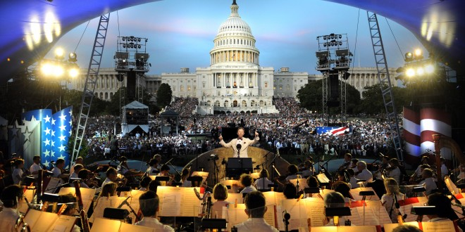 National Memorial Day Concert 2016 – Sunday at 8 p.m.