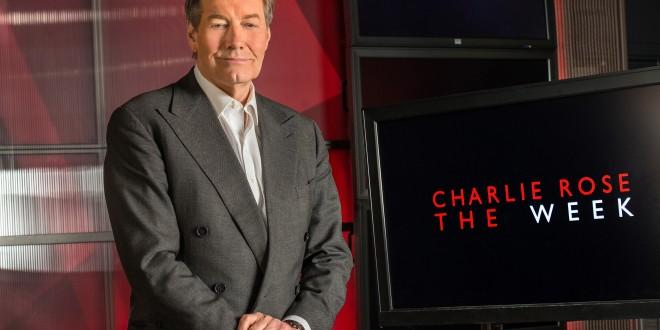 Charlie Rose: The Week – Friday at 8:30 p.m.