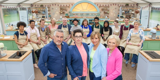 The Great British Baking Show – Friday at 9 p.m.