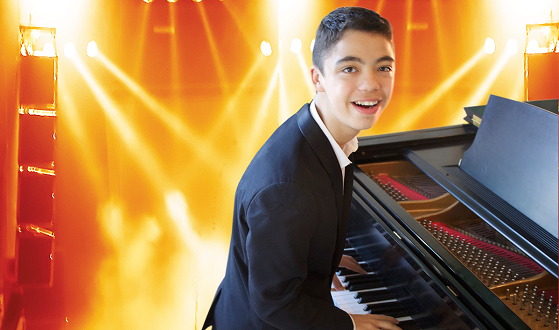 Ethan Bortnick in Ocala Sept. 29th at 7pm