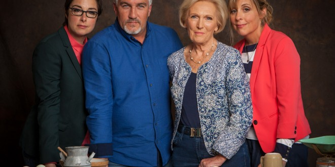 The Great British Baking Show – Friday at 9 and 10 p.m.
