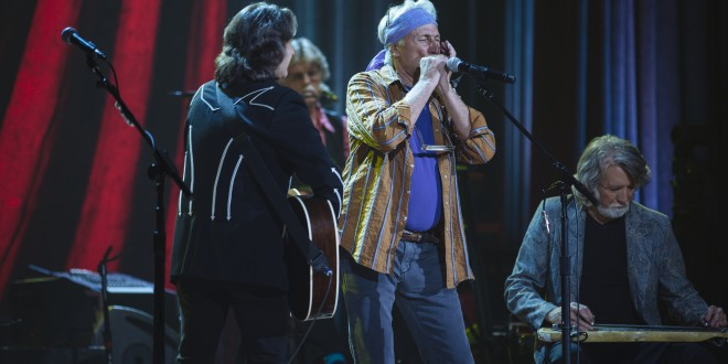 Nitty Gritty Dirt Band 50 Years and Circlin' Back – Tonight at 8 p.m.