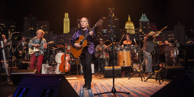 Austin City Limits: Paul Simon – Saturday at 11 p.m.