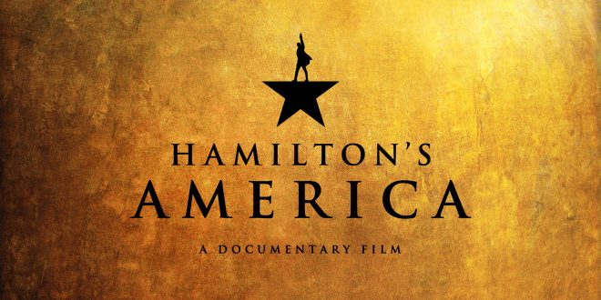 Hamilton's America – Friday at 9 p.m.