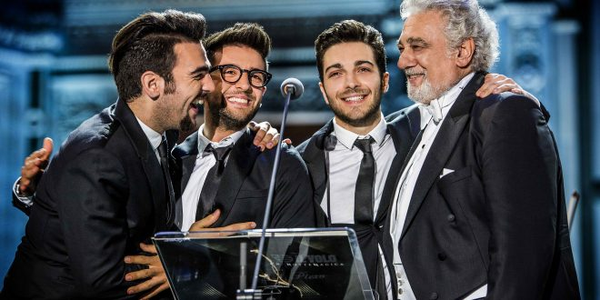Il Volo Notte Magica – Saturday at 9 p.m.
