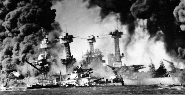 Remember Pearl Harbor – Tonight at 8:30 p.m.