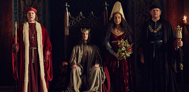 The Hollow Crown – The Wars of the Roses: Henry VI – Sunday at 9 p.m.