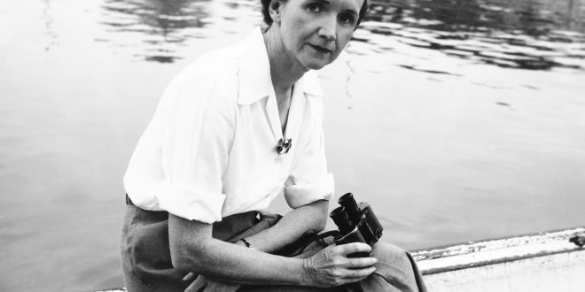 Rachel Carson: American Experience – Tuesday at 8 p.m.
