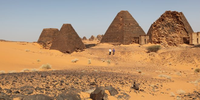 Africa's Great Civilizations – Monday at 9 p.m.