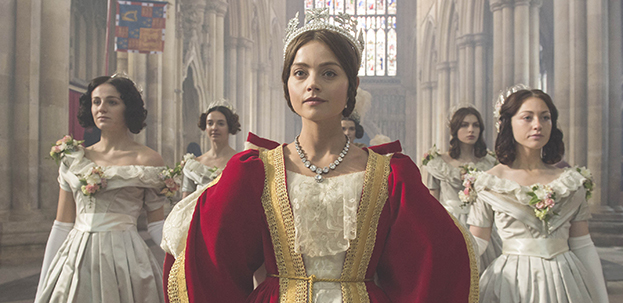 Victoria on MASTERPIECE – Sunday beginning at 4 p.m.