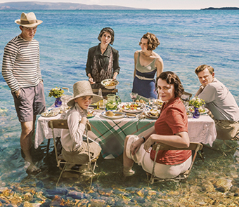 The Durrells in Corfu on MASTERPIECE – Saturday at 10 p.m.