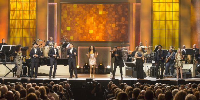 Smokey Robinson: The Gershwin Prize for Popular Song – Friday at 10 p.m.