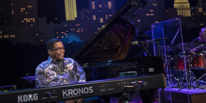 Austin City Limits: Herbie Hancock – Saturday at 11 p.m.