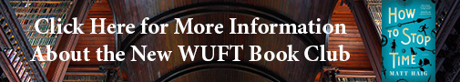Click Here for Information About the New WUFT Book Club