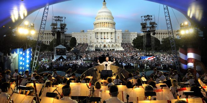 National Memorial Day Concert – Sunday at 8 p.m.
