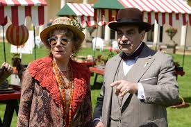 Poirot: Dead Man's Folly – Saturday at 9:30 p.m.