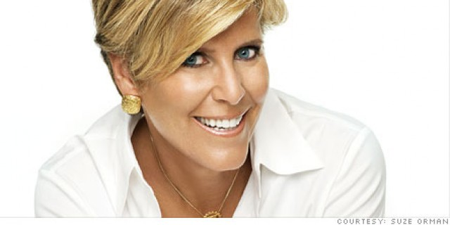 Suze Orman's Financial Solutions for You – Wednesday at 8 p.m.
