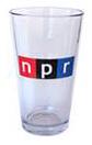 NPR Pint Glass