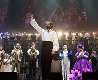 Les Miserables 25th Anniversary Concert – Saturday at 9:30 p.m.