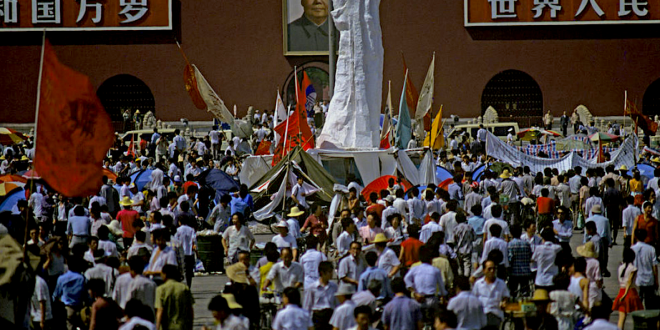 Tiananmen: The People Versus the Party – Tuesday at 9 p.m.