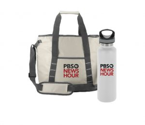 Insulated Bottle and Grab and Go Cooler Tote