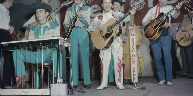 Country Music: The Hillbilly Shakespeare (1945-1953) – Tonight at 9 p.m.