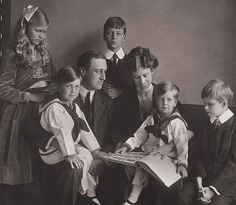 The Roosevelts: An Intimate History – Tonight at 9 p.m.
