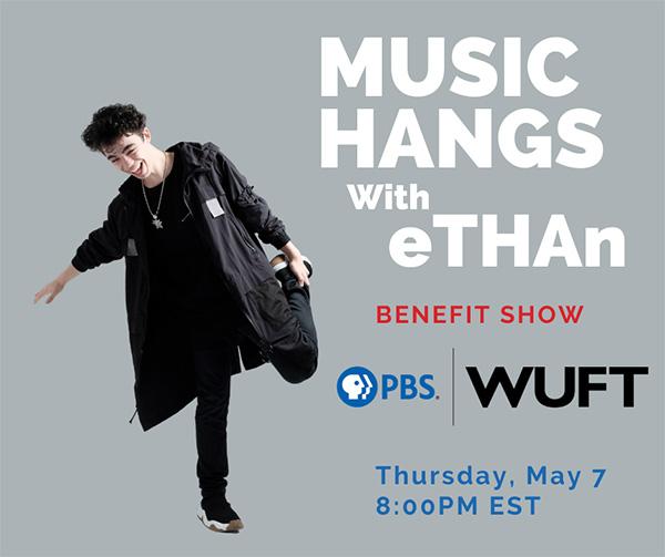 Ethan Bortnick Benefit Concert
