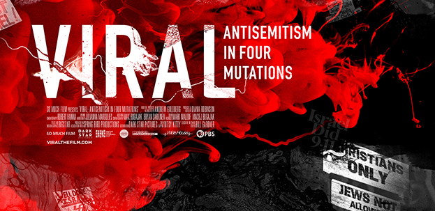Viral: Antisemitism in Four Mutations – Tuesday at 9 p.m.