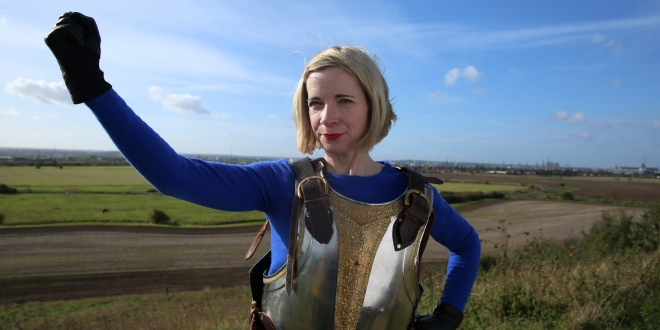 Lucy Worsley's Royal Myths and Secrets – Sunday at 8 p.m.