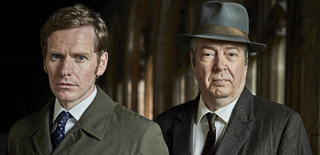 Endeavour, Season 7: Oracle – Sunday at 9 p.m.