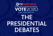 PBS NewsHour Coverage of the First Presidential Debate – Tuesday at 9 p.m.