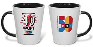WUFT40 / NPR50 Mug